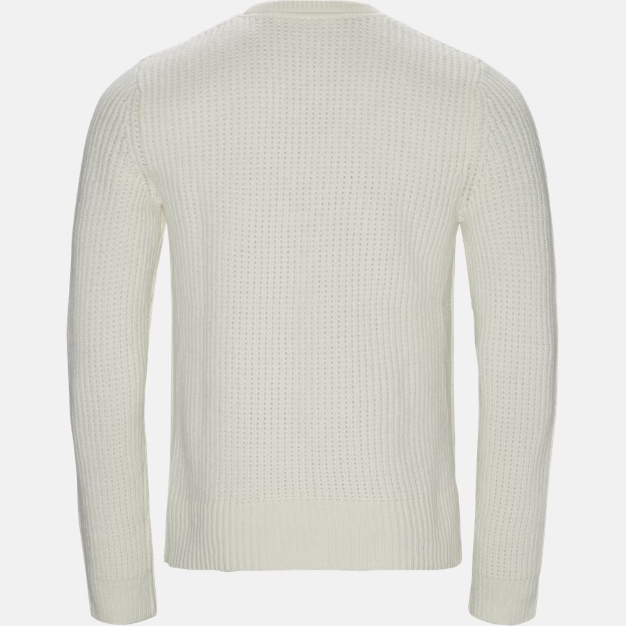 I07 HM701 - strik - Strik - Regular fit - OFF WHITE - 2
